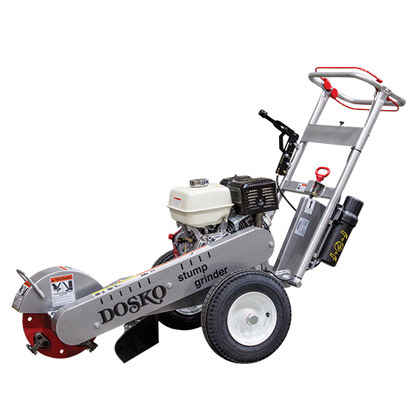 Dosko 357 Series Electric Start Stump Grinder Rental | Backhoe Equipment Rentals in Pecos, TX