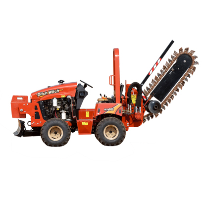 Ditch Witch Rt45 Tractor