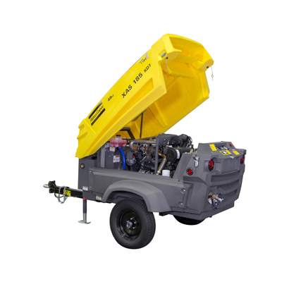 Atlas 185 CFM Portable Compressor Rental
