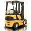 Warehouse/Yard Forklift